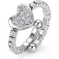 anello donna gioielli Luca Barra Pretty Moment LBANK170