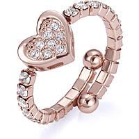 anello donna gioielli Luca Barra Pretty Moment LBANK173