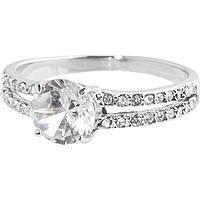 anello donna gioielli Marlù Riflessi 5AN0019-12