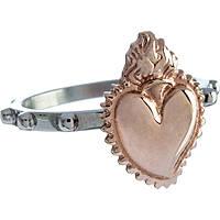 anello donna gioielli Marlù Sacro Cuore 13AN012-14