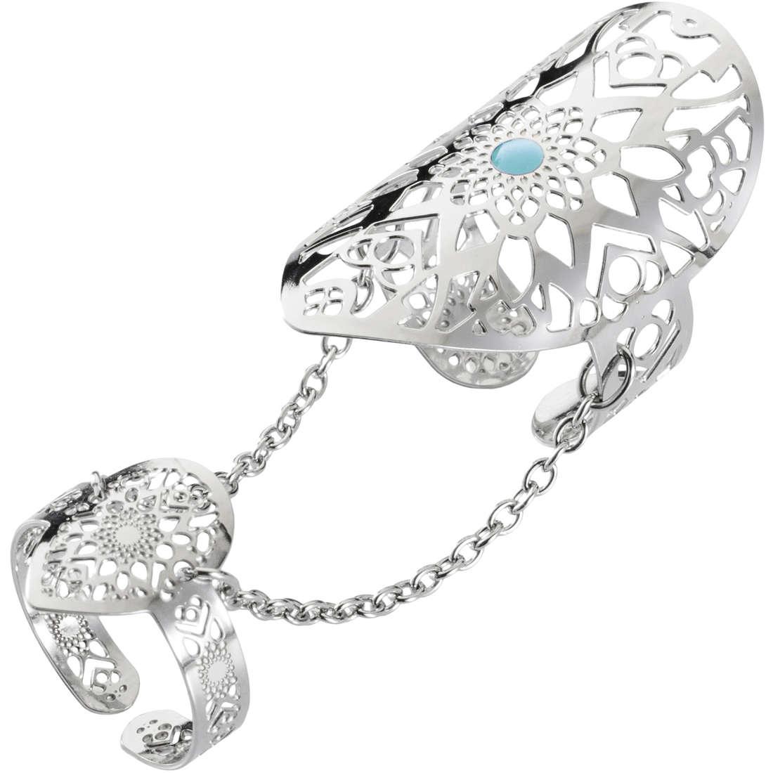 anello donna gioielli Marlù Woman Chic 2AN0024-S