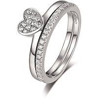 6c0ffcbb9 ... anello donna gioielli Melitea Cuori MA143.17