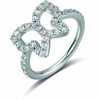 anello donna gioielli Melitea Farfalle MA148.19