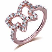 anello donna gioielli Melitea Farfalle MA149.15