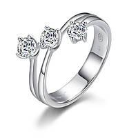 anello donna gioielli Melitea Punti Luce MA118.11