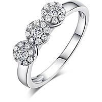 anello donna gioielli Melitea Punti Luce MA119.15