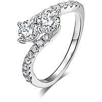 anello donna gioielli Melitea Punti Luce MA135.19