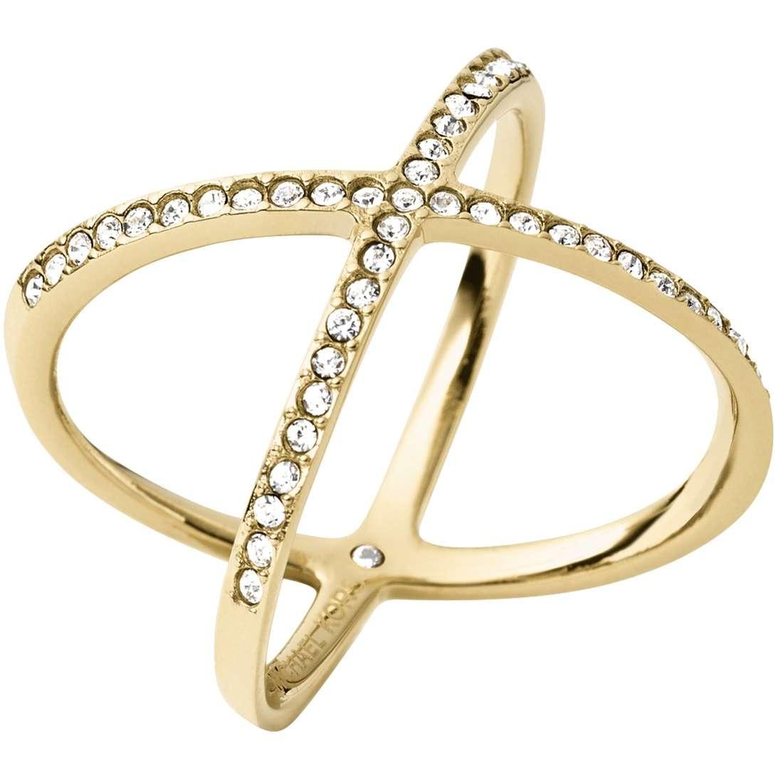 anello donna gioielli Michael Kors Brilliance MKJ4171710510