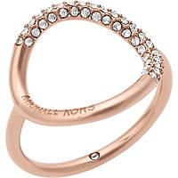anello donna gioielli Michael Kors Brilliance MKJ5859791504