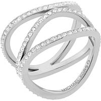 anello donna gioielli Michael Kors Brilliance MKJ6639040506