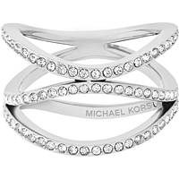 anello donna gioielli Michael Kors Brilliance MKJ6639040506