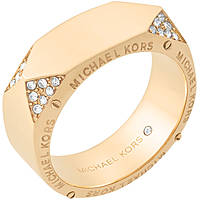 anello donna gioielli Michael Kors Brilliance MKJ6755710504
