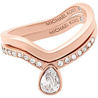 anello donna gioielli Michael Kors Brilliance MKJ7126791510
