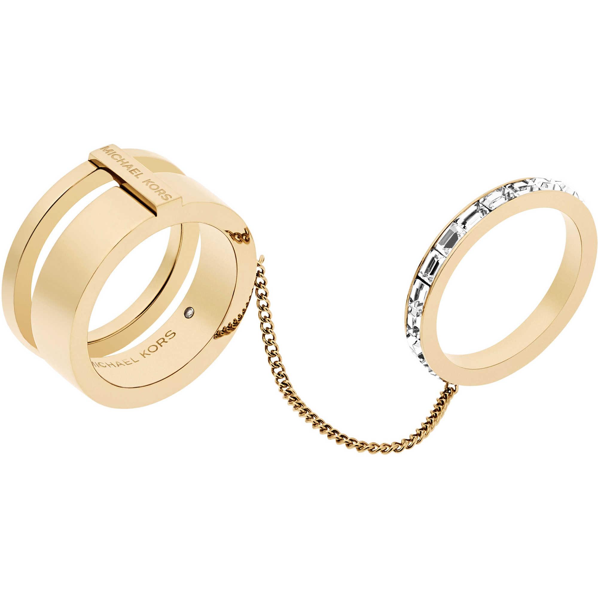 nuovo prodotto fcdf3 1abab anello donna gioielli Michael Kors Fashion MKJ6087710506