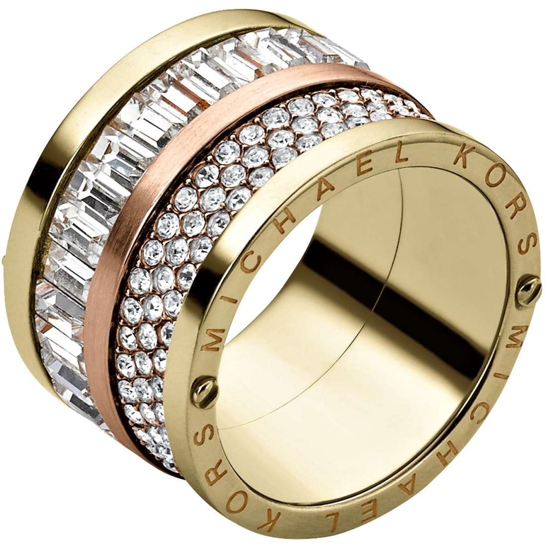 anello donna gioielli Michael Kors MKJ1907931504