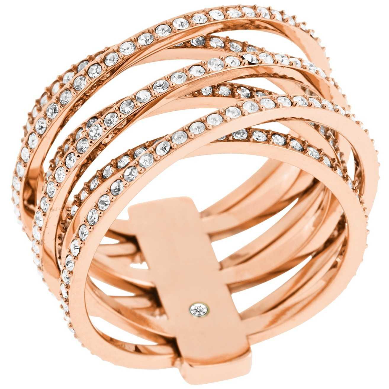 nuovo concetto 321bd 24942 anello donna gioielli Michael Kors MKJ4424791506