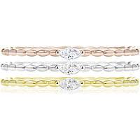 anello donna gioielli Morellato 1930 Michelle Hunziker SAHA15012
