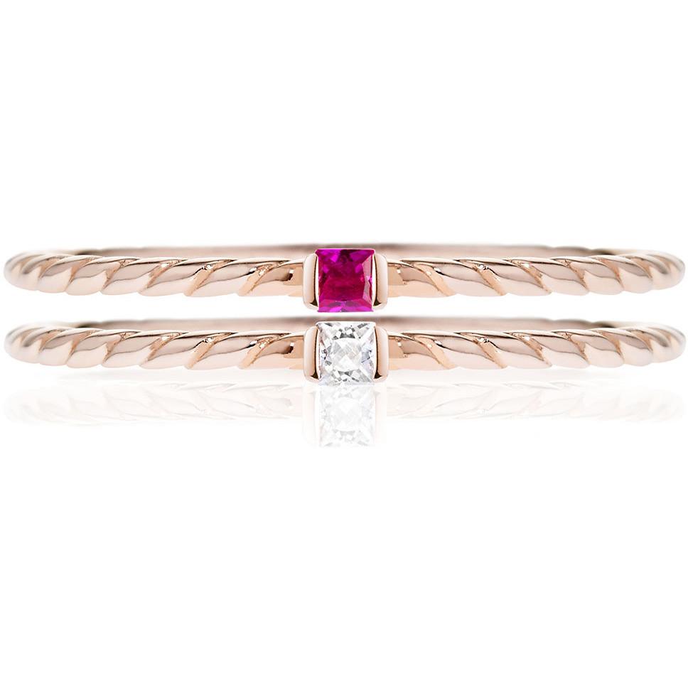 anello donna gioielli Morellato 1930 Michelle Hunziker SAHA16014