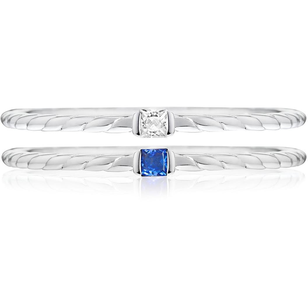 anello donna gioielli Morellato 1930 Michelle Hunziker SAHA17014