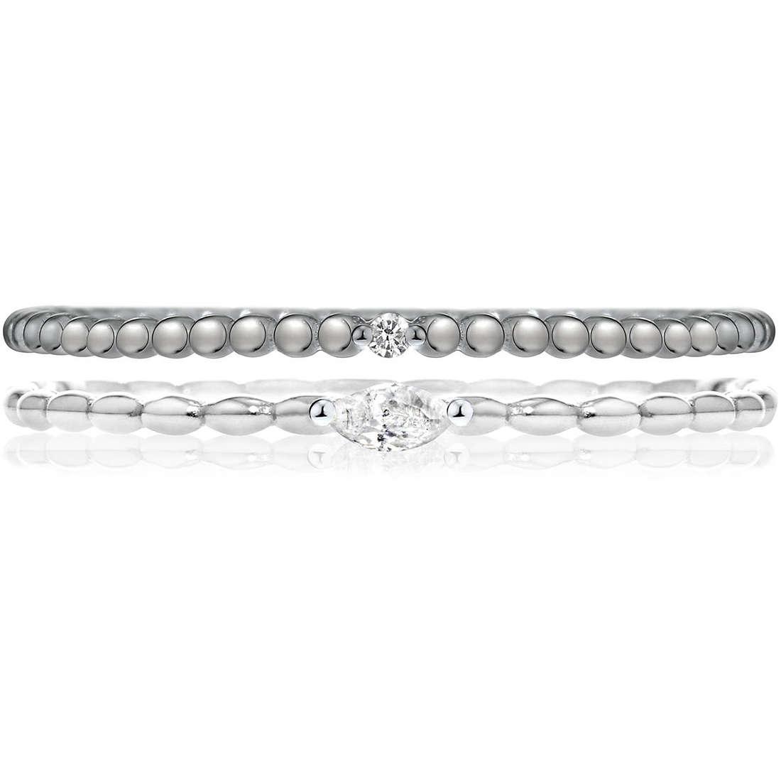 anello donna gioielli Morellato 1930 Michelle Hunziker SAHA19014