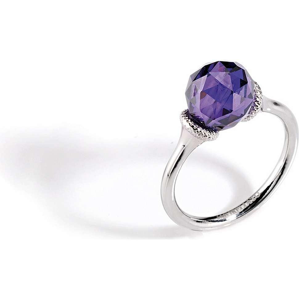 anello donna gioielli Morellato Birmania SEC12010