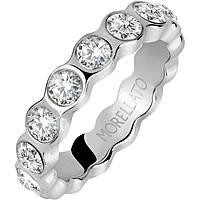 e36519116e32fa anello donna gioielli Morellato Cerchi SAKM41012 anello donna gioielli  Morellato Cerchi SAKM41012