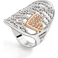 anello donna gioielli Morellato Cuore Mio SADA09012