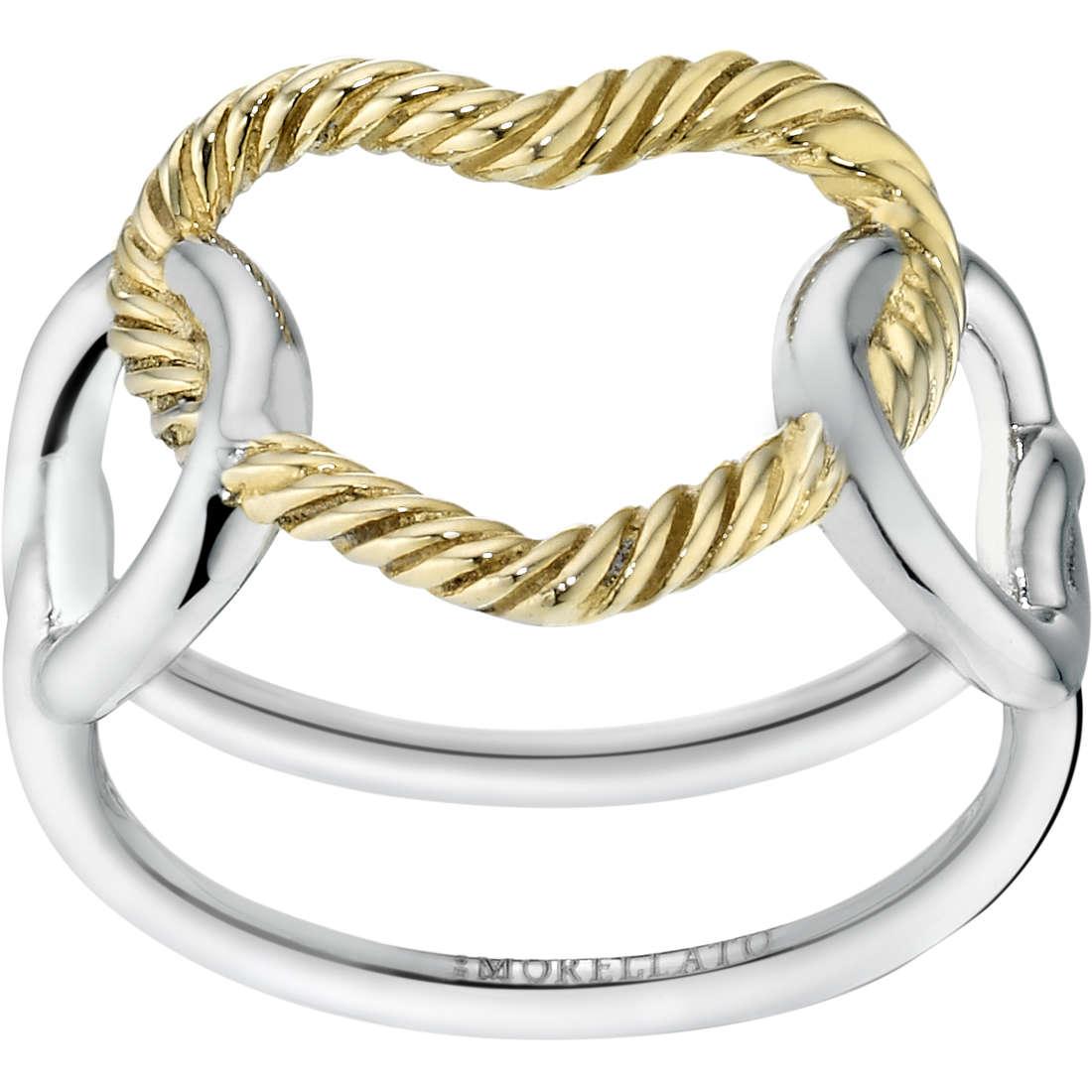 anello donna gioielli Morellato Essenza SAGX16014