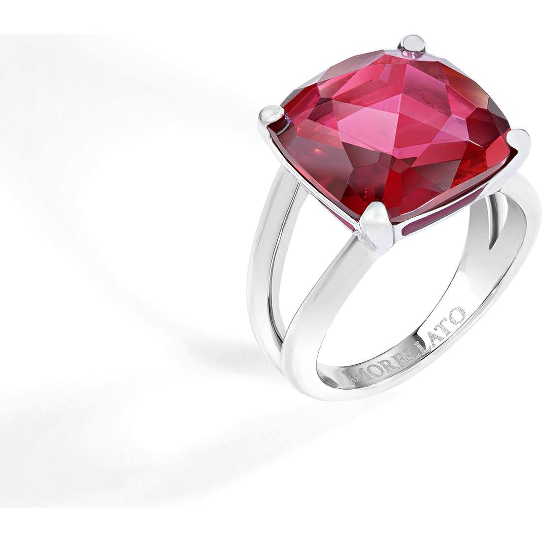anello donna gioielli Morellato Fioremio SABK02016