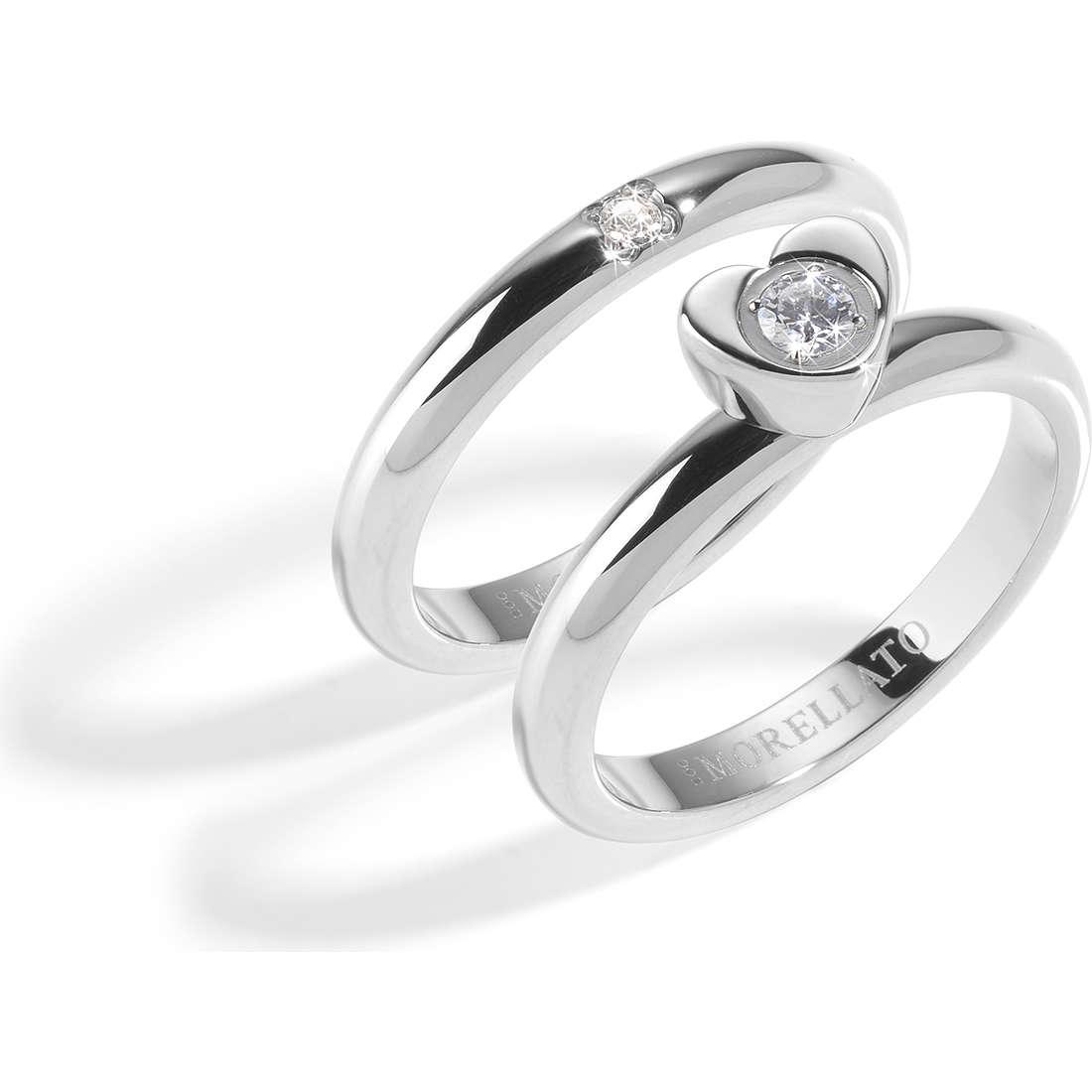 anello donna gioielli Morellato Love Rings SNA35016