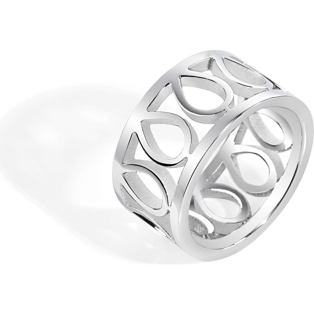 anello donna gioielli Morellato Macramè SYB06014