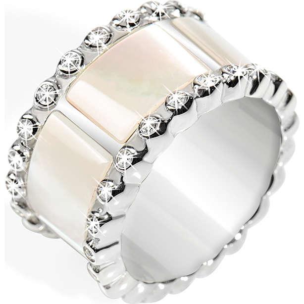 anello donna gioielli Morellato Madreperla SYC07014