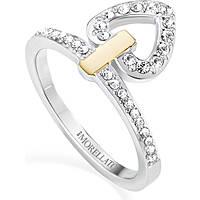 anello donna gioielli Morellato Mini SAGG08016