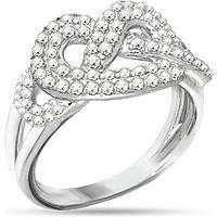 anello donna gioielli Morellato SAHN05016