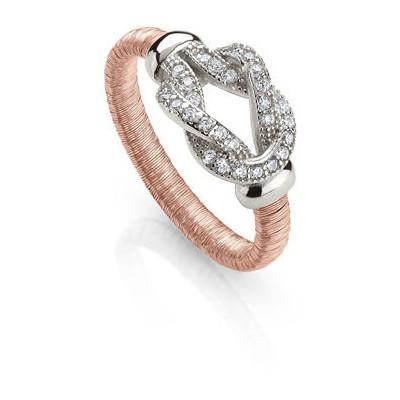 anello donna gioielli Nomination 145826/011/022