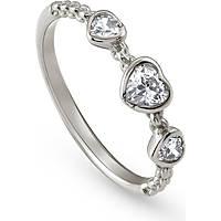 anello donna gioielli Nomination Bella 142680/001/023