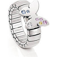 anello donna gioielli Nomination Butterfly 021303/005