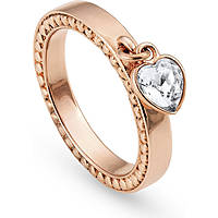 anello donna gioielli Nomination Rock In Love 131801/011/023