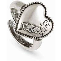 anello donna gioielli Nomination Rock In Love 131821/020