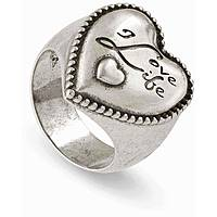 anello donna gioielli Nomination Rock In Love 131822/032/022