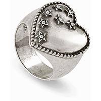 anello donna gioielli Nomination Rock In Love 131823/001/023