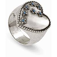 anello donna gioielli Nomination Rock In Love 131823/012/022