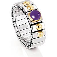 anello donna gioielli Nomination Xte 040102/002