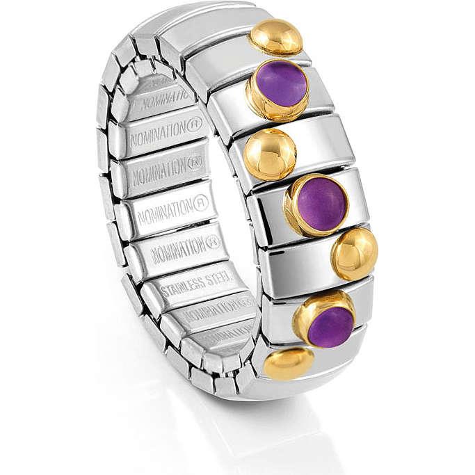 anello donna gioielli Nomination Xte 044600/013