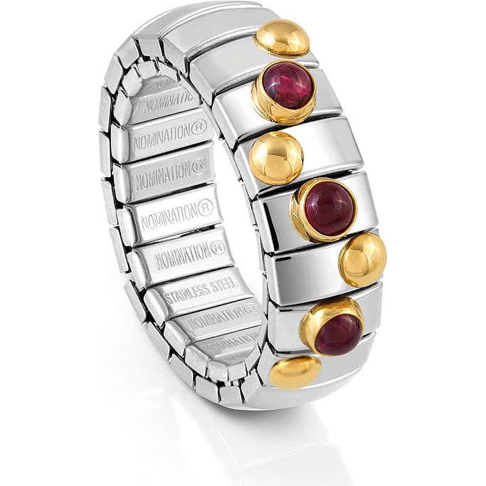 anello donna gioielli Nomination Xte 044600/014