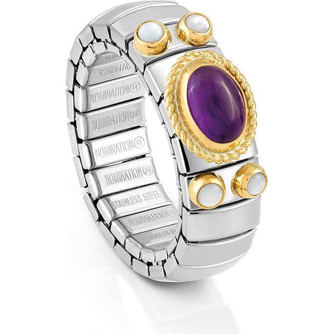 anello donna gioielli Nomination Xte 044601/013