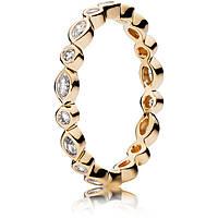 anello donna gioielli Pandora 150183CZ-50