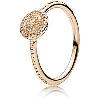 anello donna gioielli Pandora 150184CZ-54