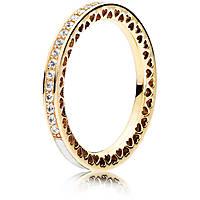 anello donna gioielli Pandora 150186CZ-50