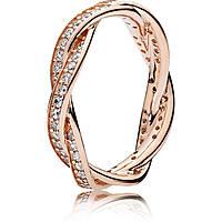 anello donna gioielli Pandora 180892CZ-56